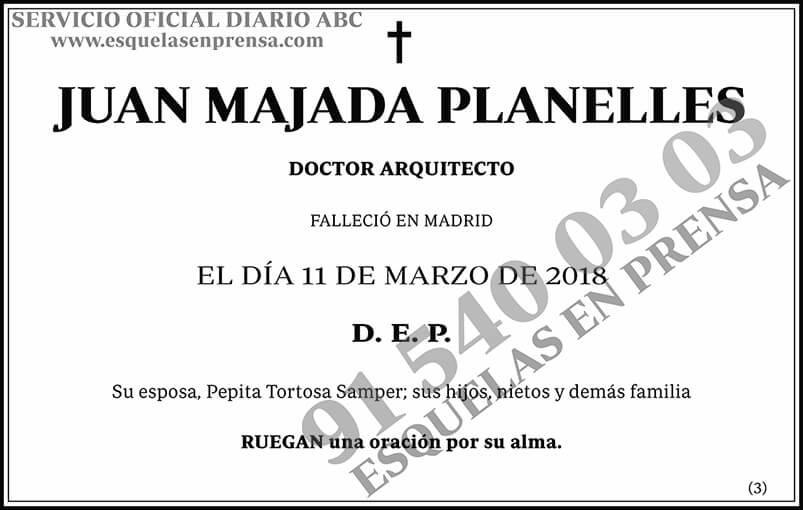 Juan Majada Planelles